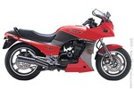 Thumbnail 1984-1990 Kawasaki GPz900R, Ninja 900 Motorcycle Workshop Repair Service Manual