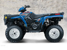 Thumbnail 2005 Polaris Sportsman 400, Sportsman 500 ATV Workshop Repair Service Manual