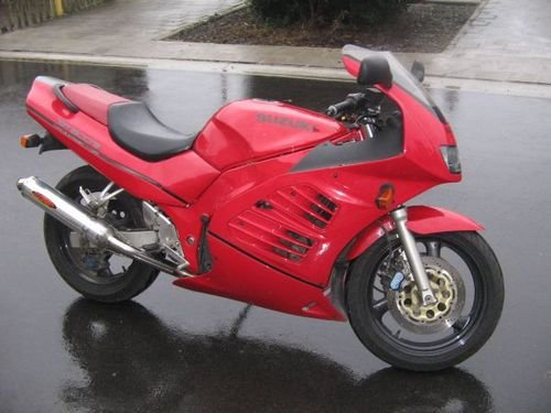 1994 S  T  V  Motorcycle