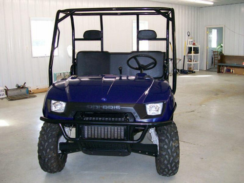 2009 Polaris Ranger 500 4x4 Efi Utv Workshop Repair