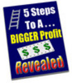 Thumbnail 5 steps to a bigger profit money revealed