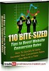 Thumbnail *New* 110 Bit Sized Tips to Boost Website Conversion Rate