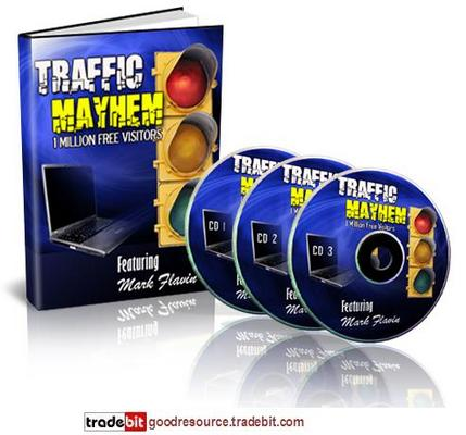Pay for *New* Traffic Mayhem-1 Million Free Visitors To Your Website