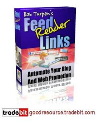 Pay for Feed Reader Links Software to Automate Your Blog (Mrr)
