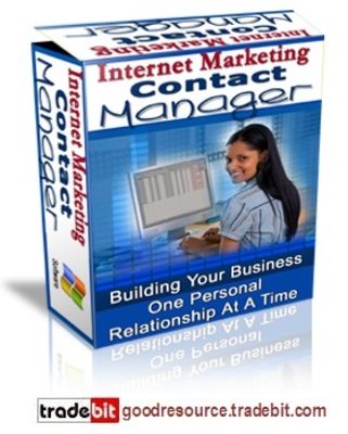 Pay for *New* Internet Marketing Contact Manager with MRR