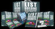 Thumbnail List Building Secrets PLR ebook Set  with all bonuses