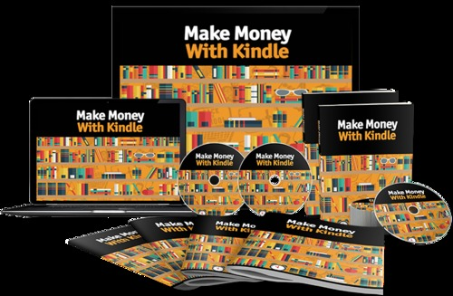 Thumbnail Make Money With Kindle - Comple PLR Set