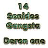 Thumbnail 14 sonidos gangsta