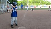 Thumbnail 6 Year Old Turns an Unassisted Triple Play