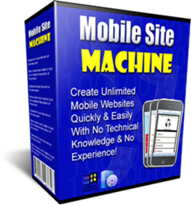 Pay for Mobile Site Machine