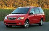 Thumbnail Mazda MPV 1999 to 2002 Service Repair Manual