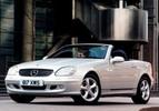 Thumbnail Mercedes SLK 1998 to 2004 Factory Service Repair Manual
