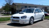 Thumbnail Subaru Impreza WRX STI 2004 to 2005 Service Repair Manual