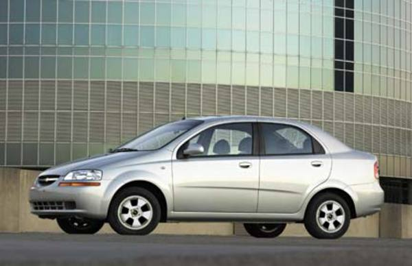 2006 chevrolet aveo ls owners manual freebuffalo. Black Bedroom Furniture Sets. Home Design Ideas