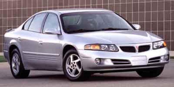 Pontiac Bonneville (2004-2005)