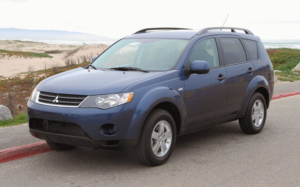Mitsubishi Outlander 2003 to 2008 Service Repair Manual - Download ...
