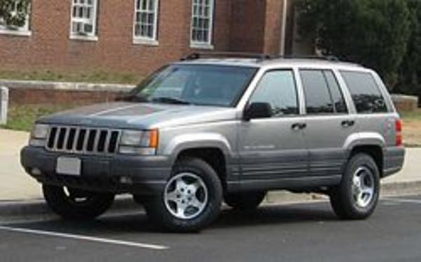 Pay for Jeep Grand cherokee 1993 to 1998 Service Repair Manual