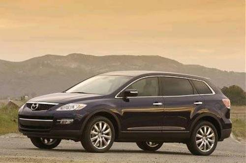 Pay for Mazda CX9 2007 to 2009 Service Repair Manual