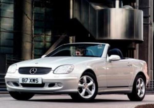Mercedes slk 1998 to 2004 factory service repair manual servicemanualsrepair