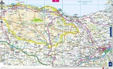 Thumbnail South West of England Road Maps for Tablet or Phone