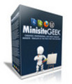Thumbnail Minisite Geek - WP Templates and Sales Letters (mrr)