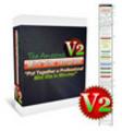 Thumbnail The Amazing Mini Site Template V2