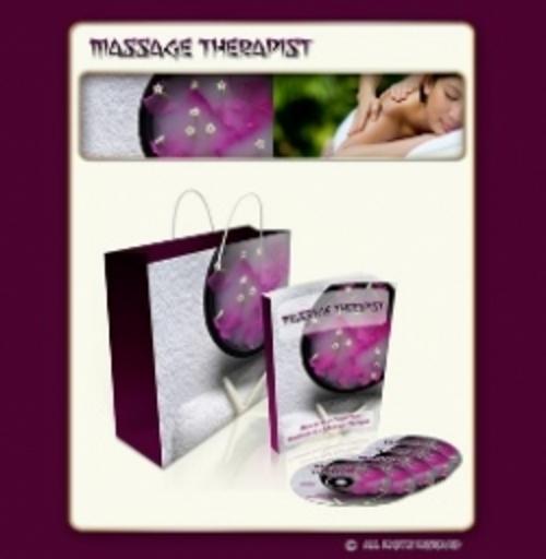 massage therapist web template download website promotion. Black Bedroom Furniture Sets. Home Design Ideas