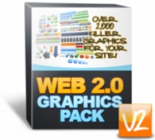 Pay for Web 2.0 Graphics Pack V2