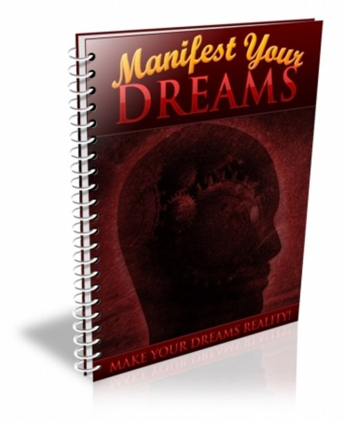 Pay for Manifest Your Dreams (plr)