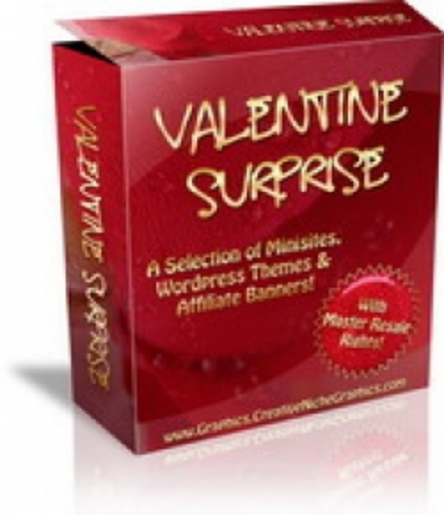 Pay for Valentines Surprise