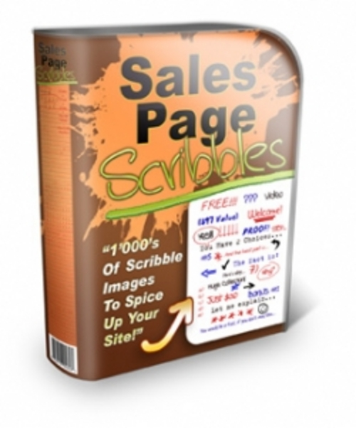 Pay for Sales Page Scribbles