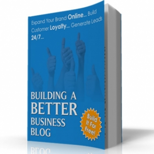 Pay for Building A Better Business Blog