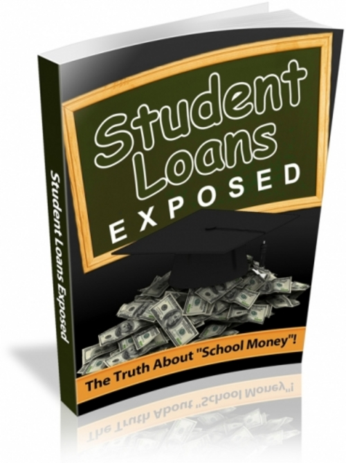 Pay for Student Loans Exposed (mrr)