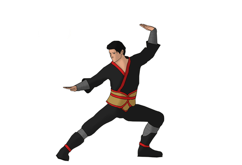 Pay for Martial Artist