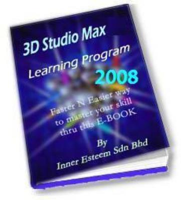 3d studio max 2008 training tutorial ebook download for 3d studio max download