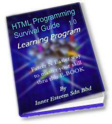 Pay for HTML Programming Surviavl Guide V1.0