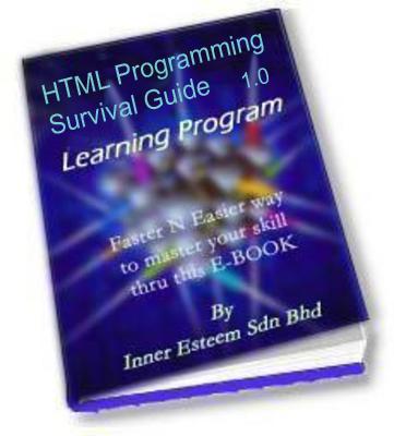 Pay for HTML Programming Surviavl Guide V1.0