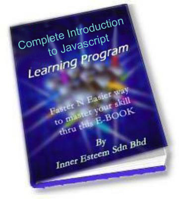 Pay for The Complete Introduction to Javascript E-Learning Program