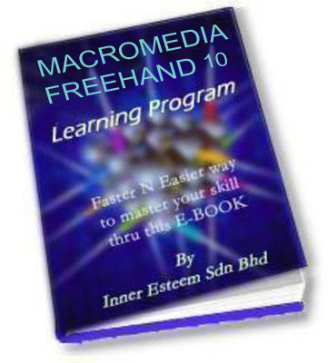 Pay for MACROMEDIA FREEHAND 10 EBOOK