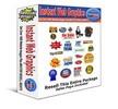 Thumbnail 1600 ClipArt Graphics + Master Lizenz