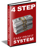 Thumbnail The 4 Steps - Easy Profit System