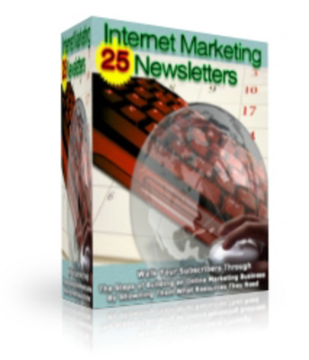 Pay for 24 Internet Marketing News Letters-Learn The Online Secrets!