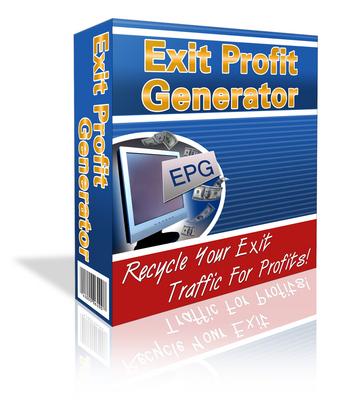 Pay for Exit Profit Generator-Profit Generating No Block Exit Popups