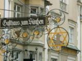 Thumbnail Gasthausschild - Wirtshaus - Zunftschild