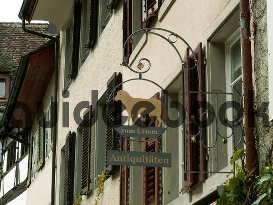 Pay for Guild Sign - Wrought Iron Sign - Lamb