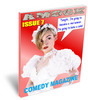 Thumbnail Amock Comedy Magazine Issue 7