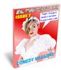 Thumbnail Amock Comedy Magazine Issue 7