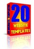 Thumbnail 20 Website Templates