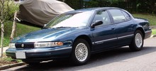 Thumbnail CHRYSLER LHS 1993-1997, SERVICE, REPAIR MANUAL