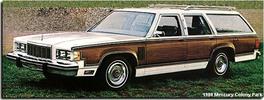Thumbnail MERCURY COLONY PARK 1975-1987, SERVICE, REPAIR MANUAL